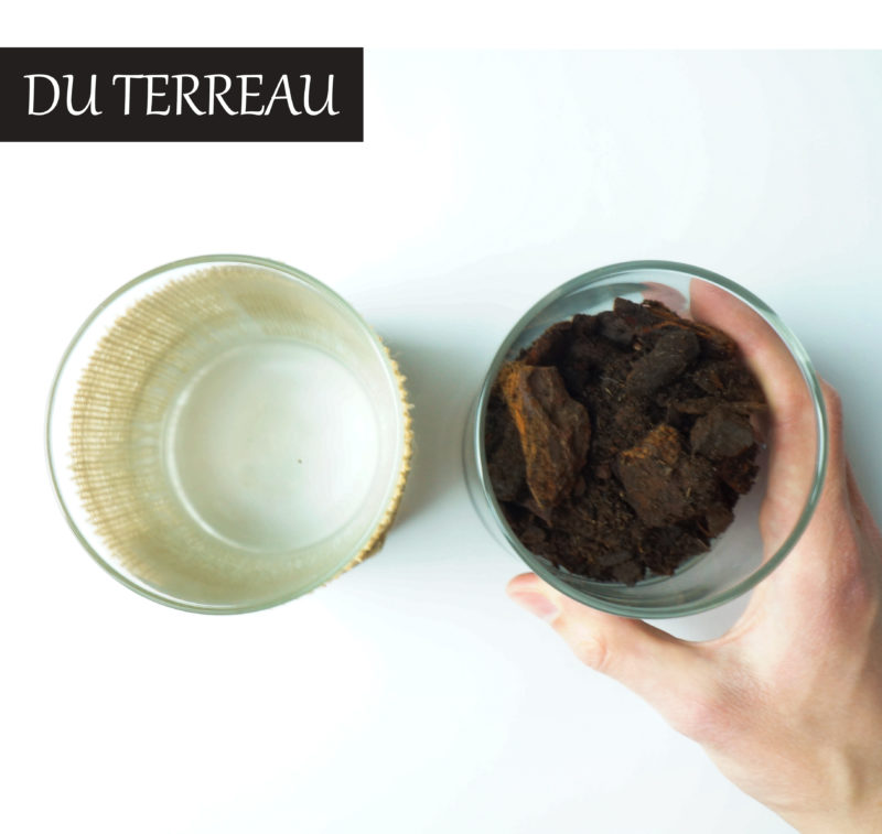 Verre a Bougie recyclage